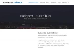Budapest Zurich