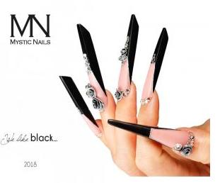 melrose nail art